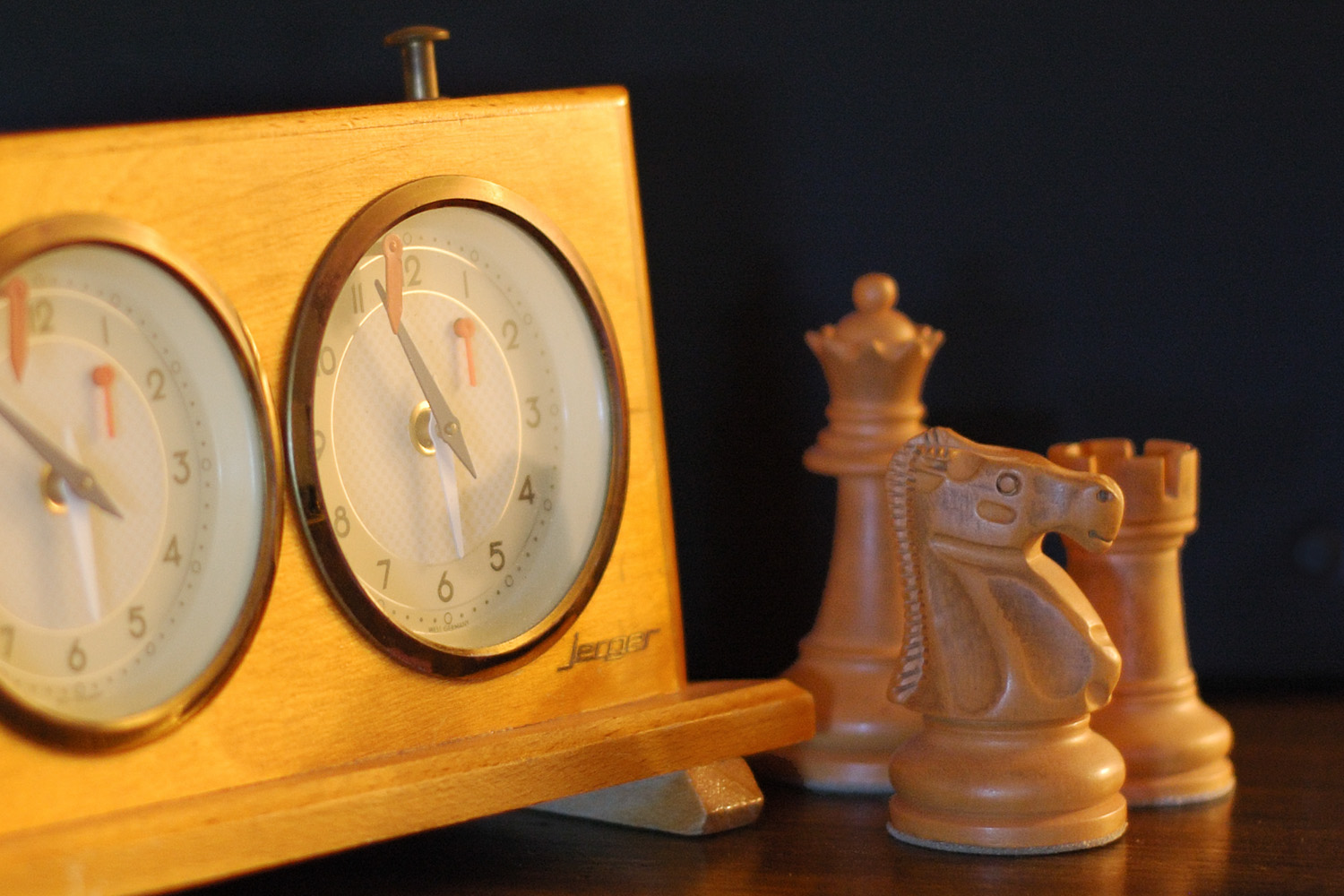 Chess Clock Picture